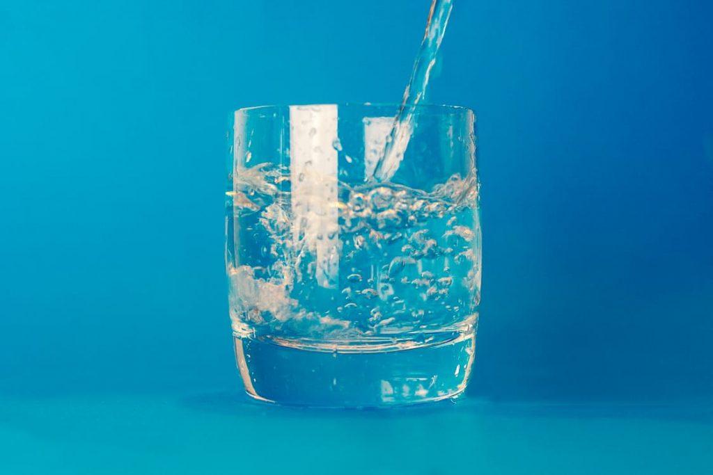 น้ำสะอาดเอาไว้ล้างหน้า