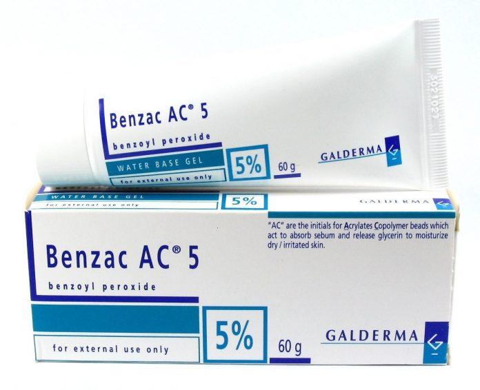 benzacรักษาสิว