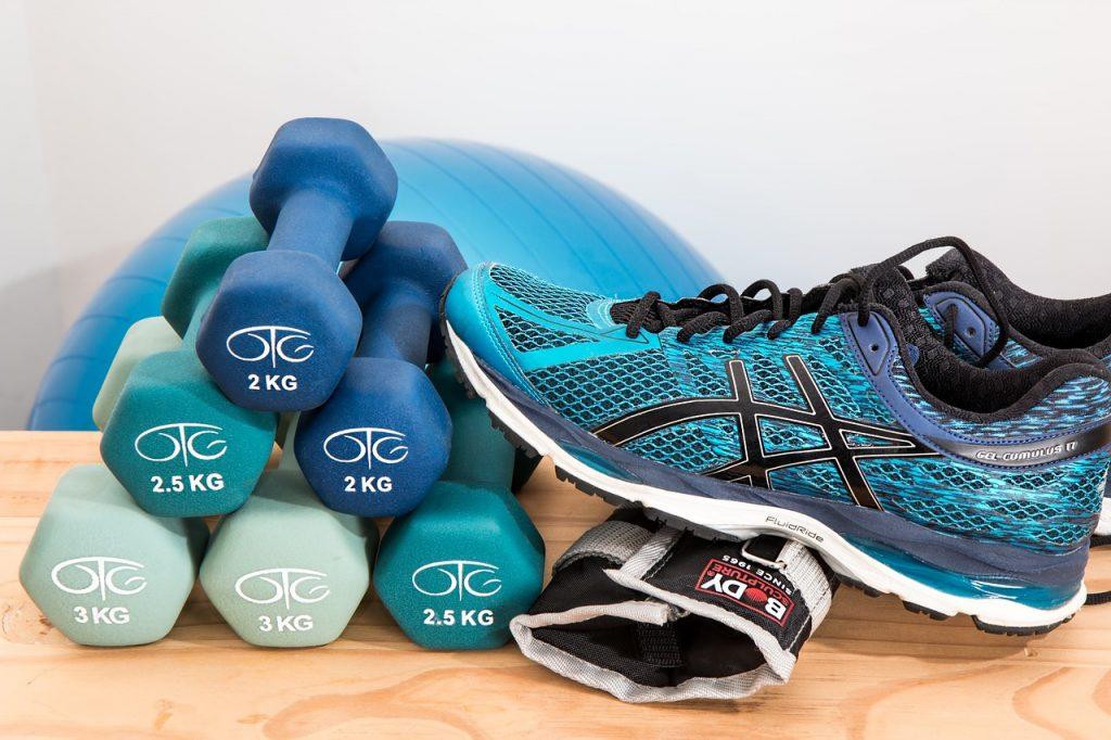 ประโยชน์การออกกำลังกาย