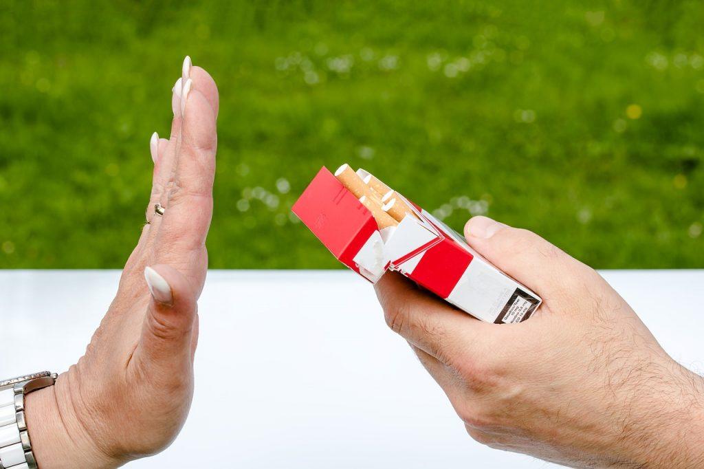 งดสูบุหรี่ ป้องกันโรคหัวใจ