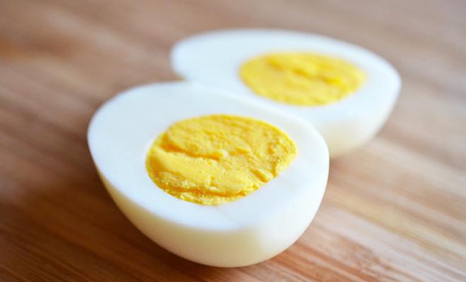 ไข่ต้มกี่แคล